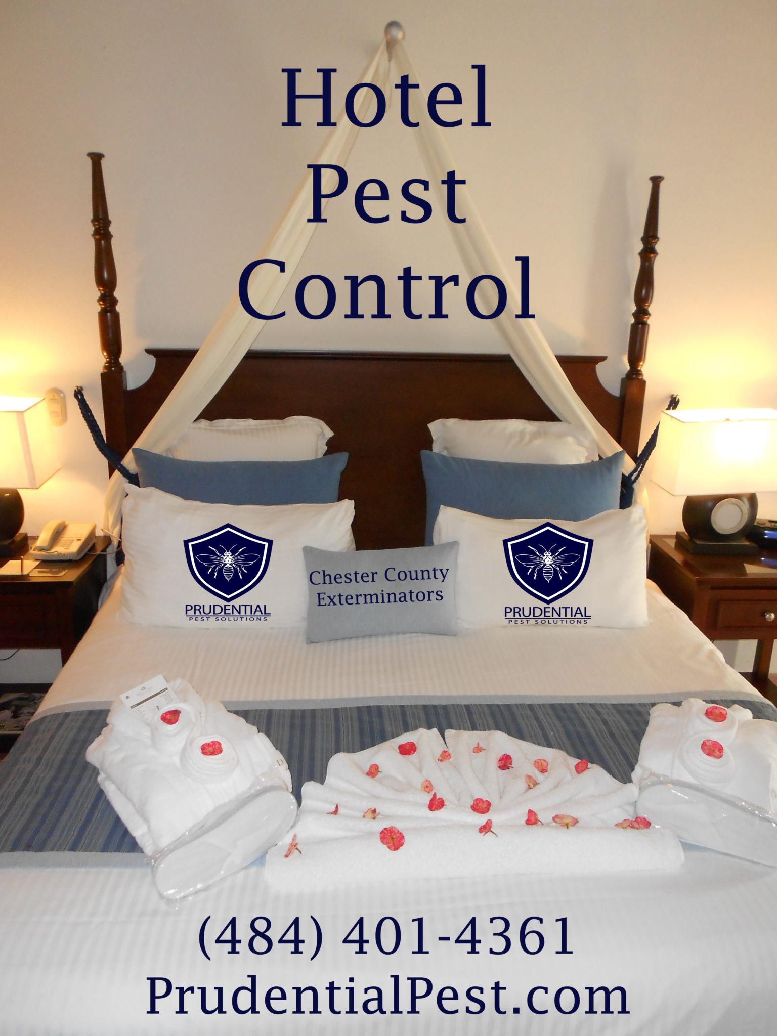 Hotel Pest Control