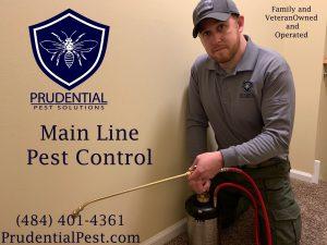 Main Line Pest Control and Exterminator Services