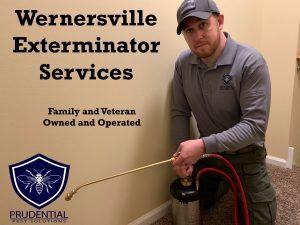 wernersville exterminator services