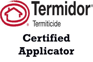 Termidor Certified Applicator