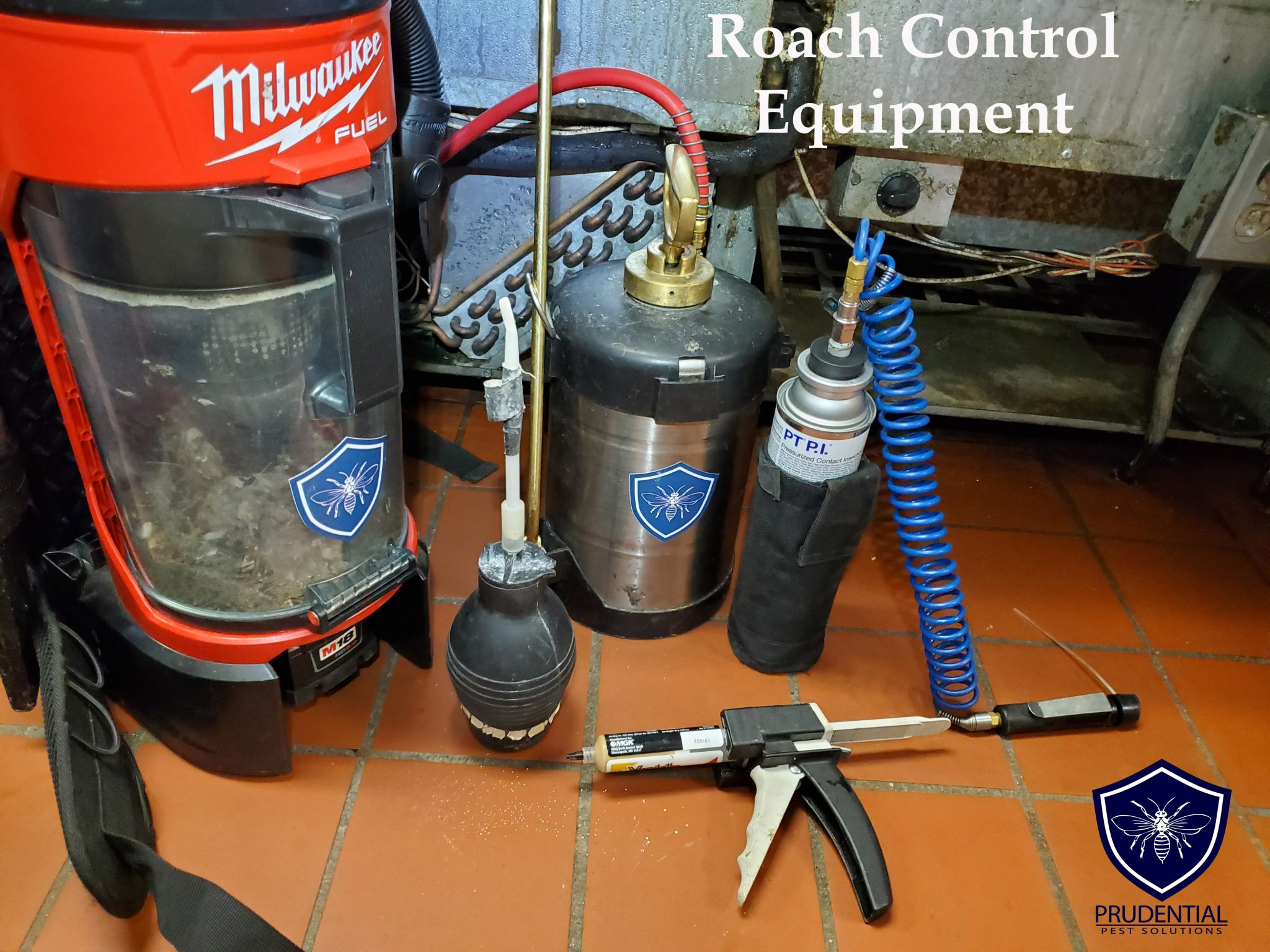 Cockroach Control Equipment